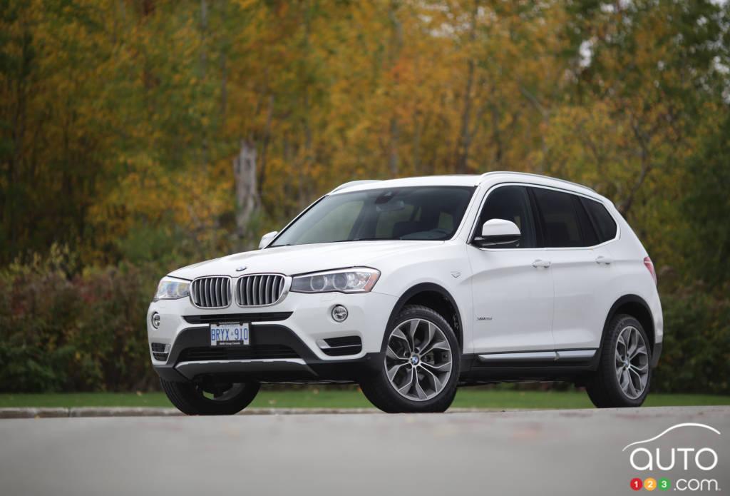 BMW X3 xDrive28d 2015 : essai routier