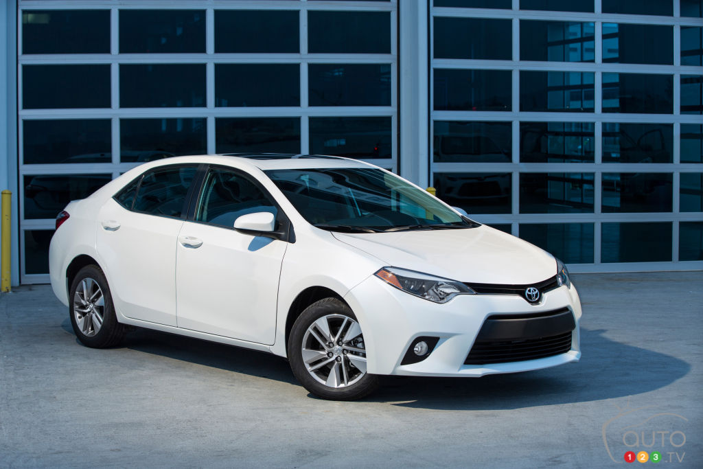 2015 Toyota Corolla LE ECO Review