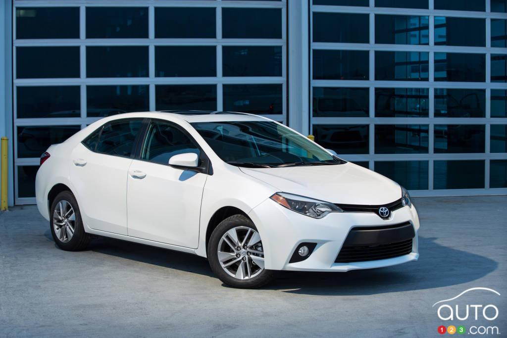 Toyota Corolla LE ECO 2015 : essai routier