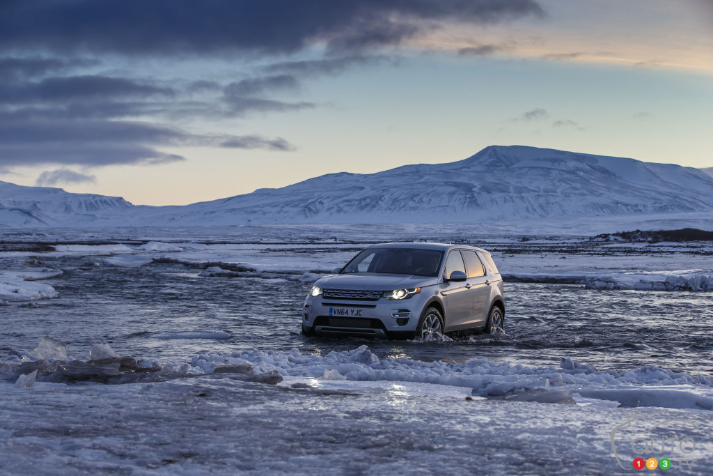 Land Rover Discovery Sport 2015 : premières impressions