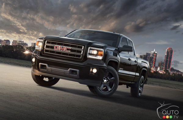 Pricing announced for 2015 GMC Sierra Elevation Edition