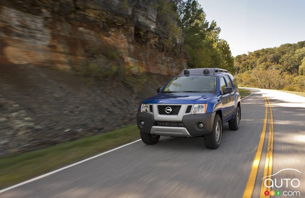 Nissan Xterra 2015 : aperçu