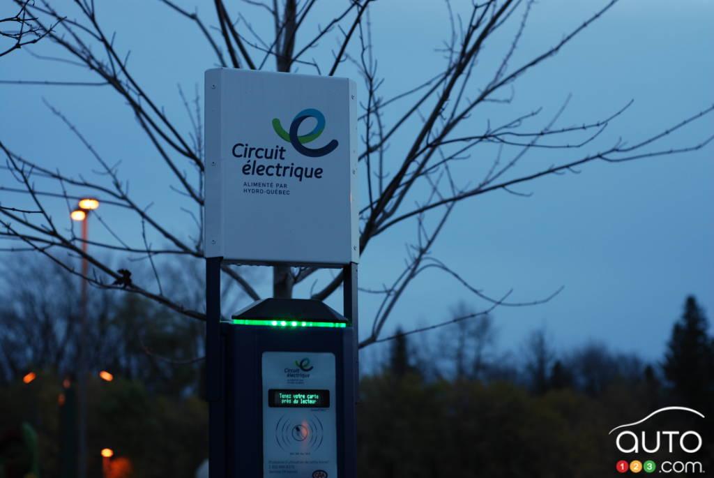 Circuit électrique : Shawinigan devient le 100e partenaire