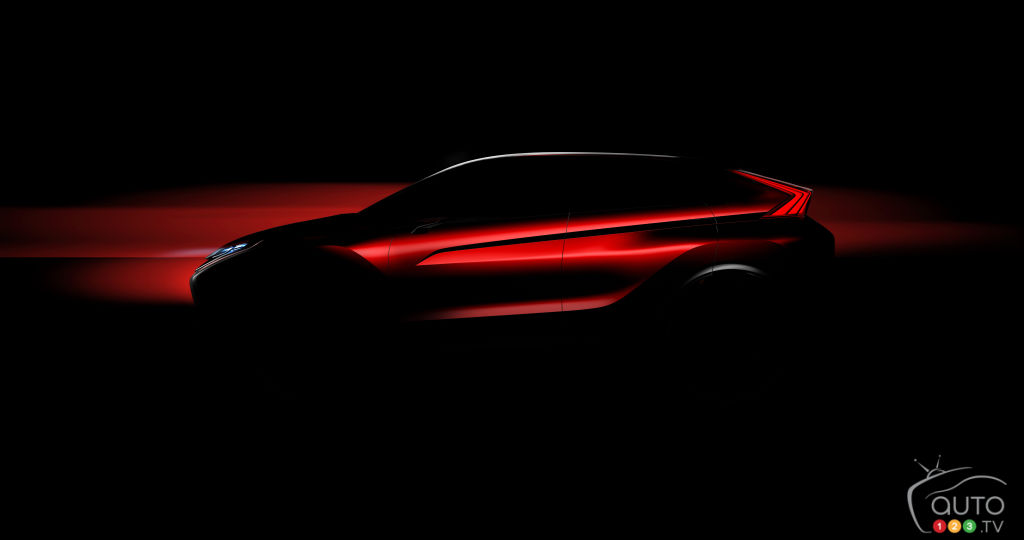 Mitsubishi to unveil compact SUV concept at Geneva Motor Show