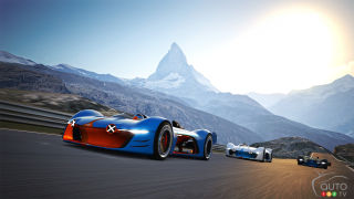 Alpine Vision Gran Turismo prepared to win over car fans and gamers