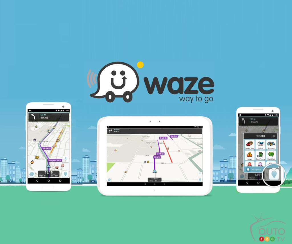 Does Waze create risk for police?