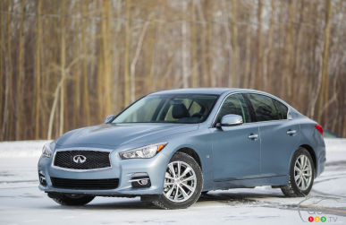 2015 Infiniti Q50 3.7 AWD Review