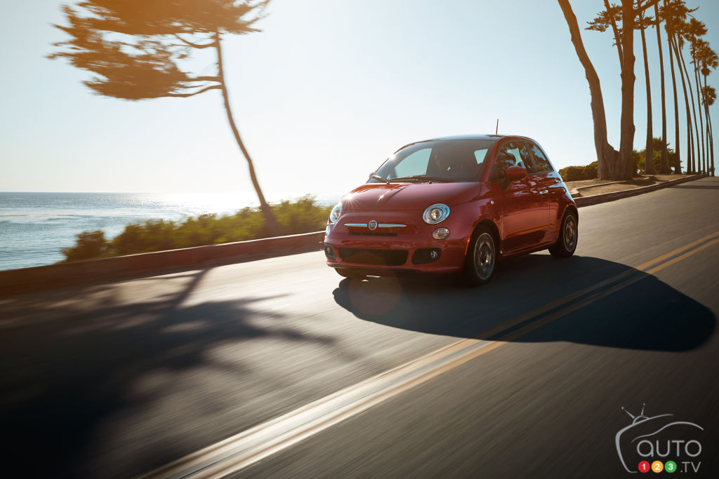 2015 Fiat 500 Preview