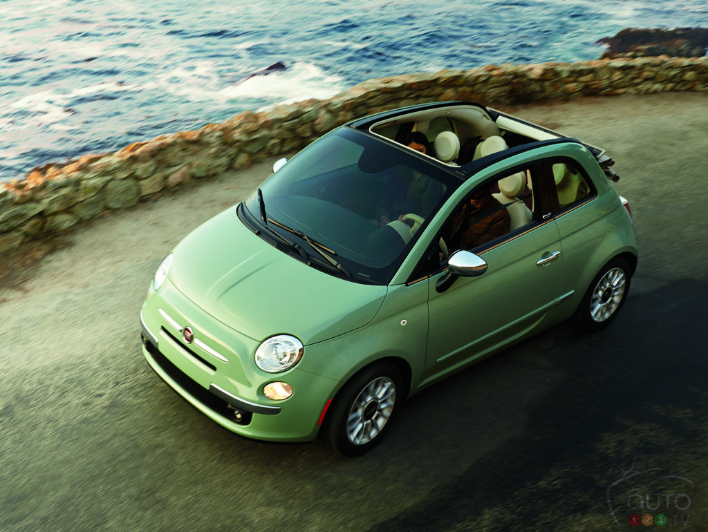 2015 Fiat 500c Preview