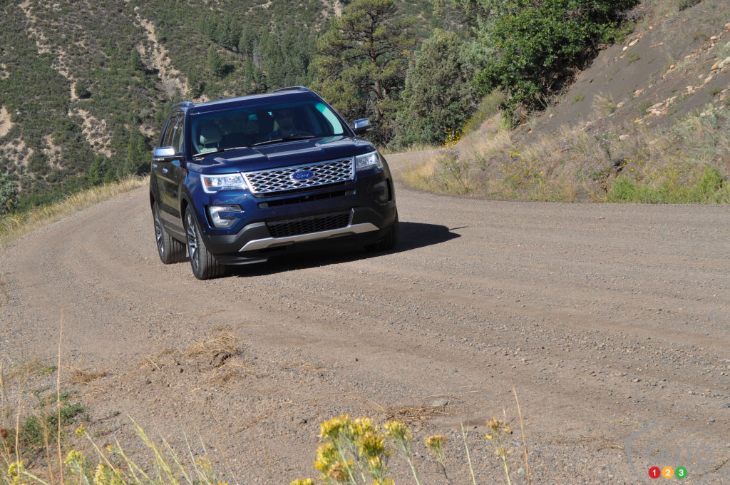 2016 Ford Explorer Platinum First Impression