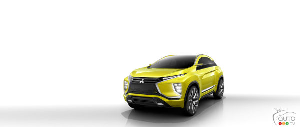 Mitsubishi teases all-electric SUV concept ahead of Tokyo Auto Show