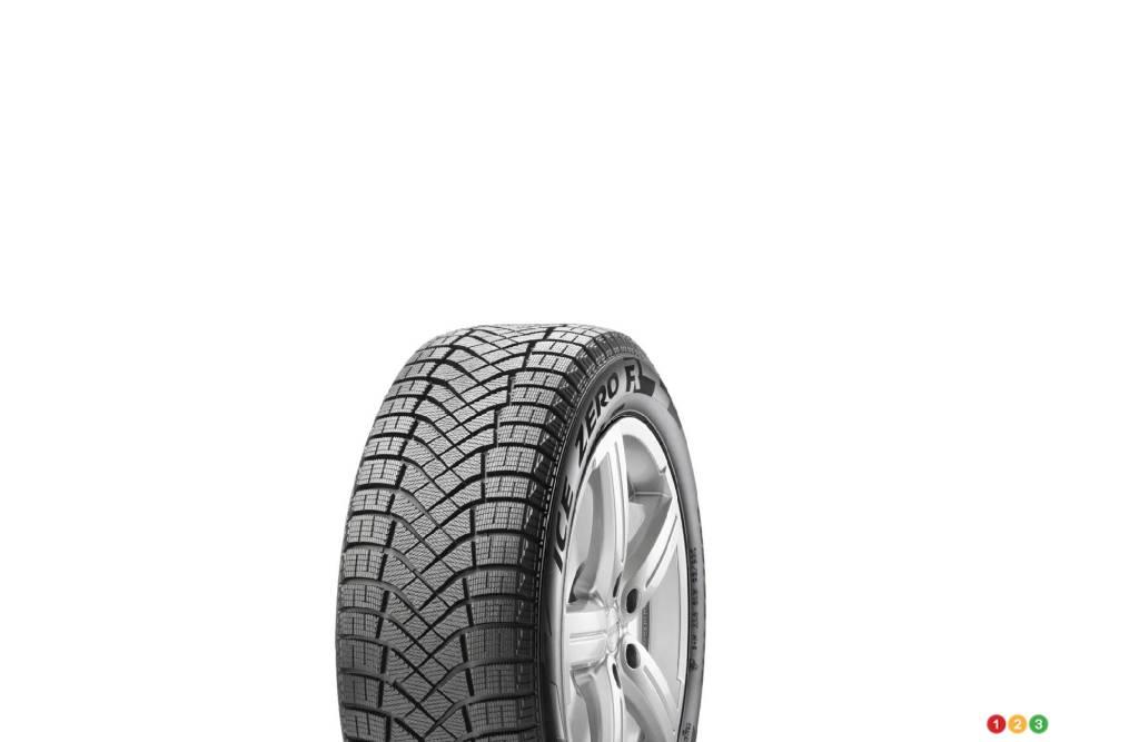 Winter Tires Pirelli Launches The Ice Zero Fr Car News