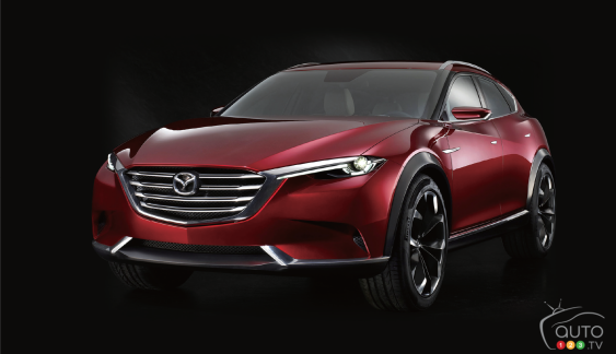 {u'en': u'Mazda KOERU crossover concept'}