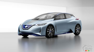 Tokyo 2015: World premiere of Nissan IDS Concept