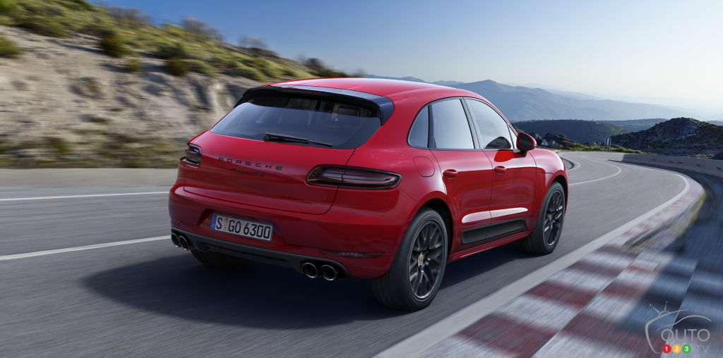 New Porsche Macan GTS coming to Canada at $71,600
