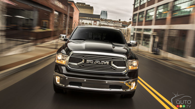 A new Ram SUV to rival the Suburban? That's FCA's plan