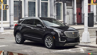 Cadillac unveils all-new XT5 luxury crossover