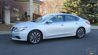 2016 Nissan Altima First Drive