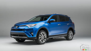 Toyota RAV4 to be assembled in a 2nd canadian plant