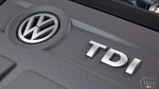 VW identifies 430,000 cars of the 2016 model year with rigged engines
