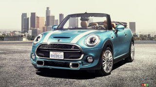Los Angeles 2015: MINI unveils new Clubman and Convertible