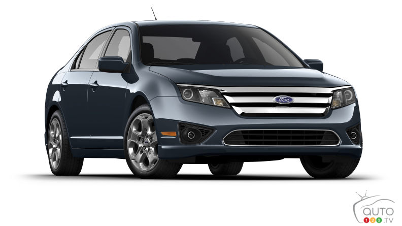 Over 450,000 Ford and Mercury sedans recalled in North America
