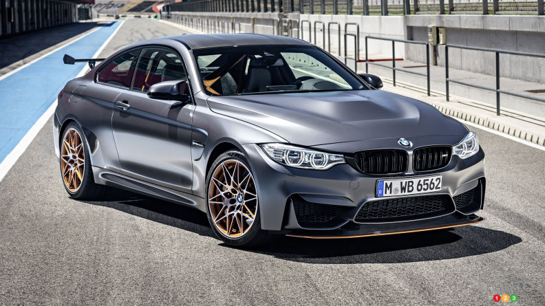 All 700 BMW M4 GTS units are already sold