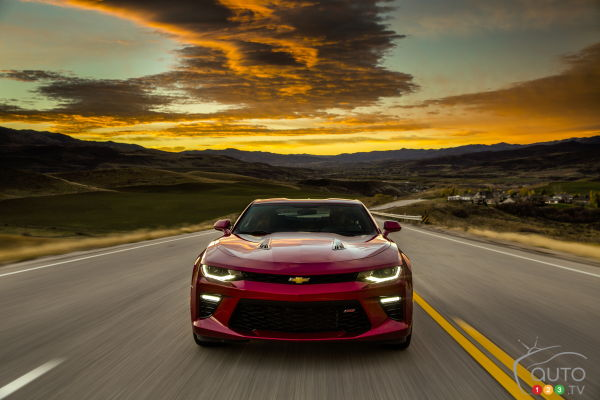 Top 10 Things You Need to Know about the New Camaro