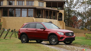 2016 Mercedes GLC 300 First Drive