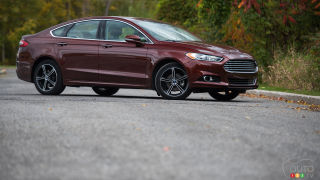 2015 Ford Fusion Titanium Review