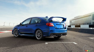 Next Subaru WRX STI may get hybrid treatment