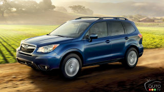 2016 Subaru Forester Review