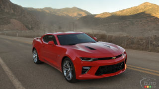 2016 Chevrolet Camaro 1SS First Drive