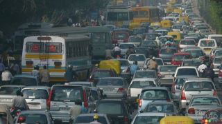 New Delhi may ban big, diesel-powered cars from city