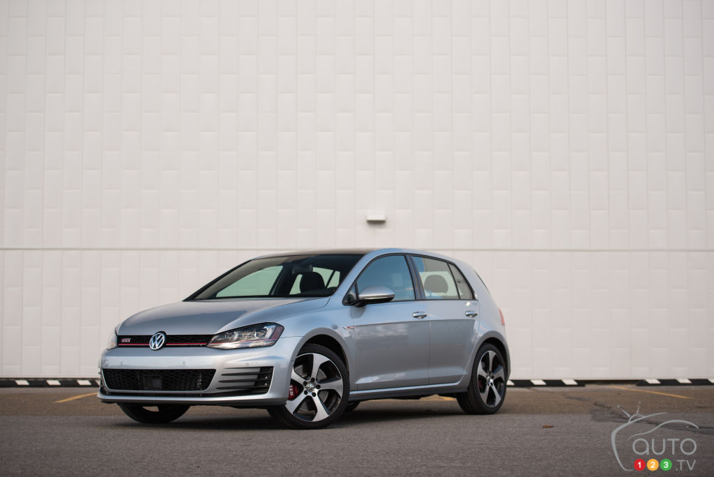 The 2016 Volkswagen Gti Performance Is Still The Champ Car Reviews Auto123