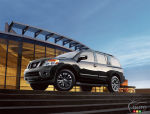 2015 Nissan Armada Preview