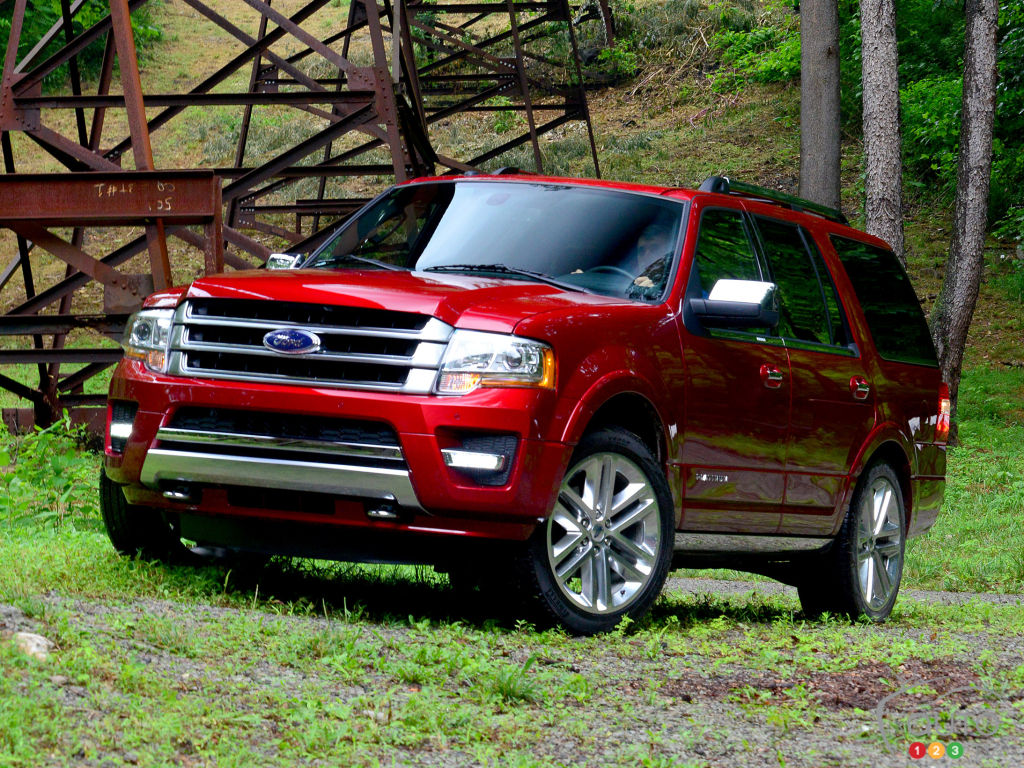 2015 Ford Expedition Limited Review