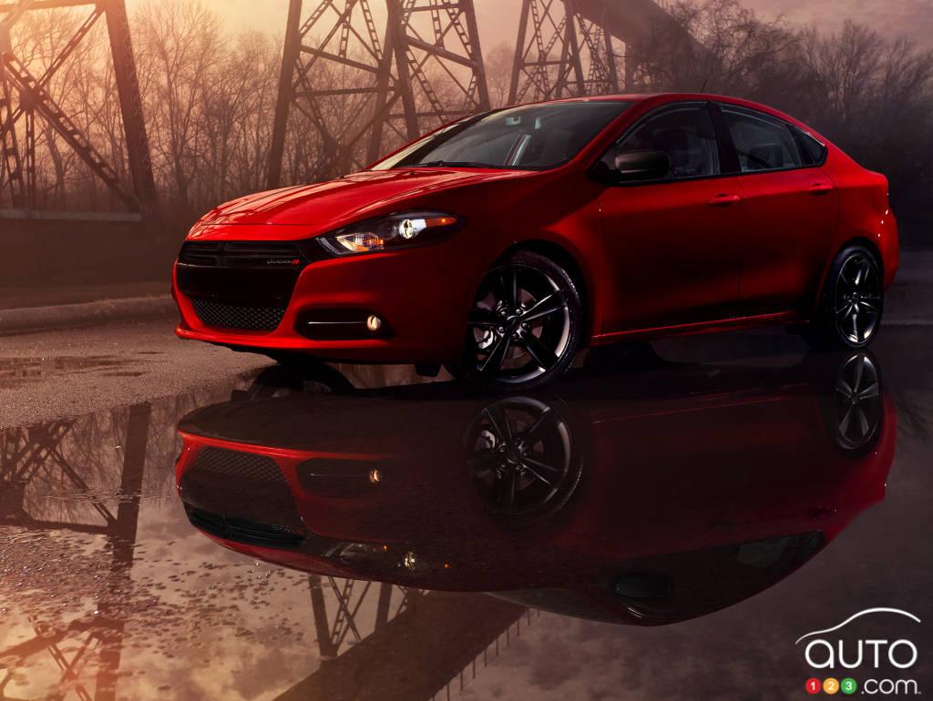 2015 dodge dart gt review editor 39 s review car reviews auto123. Black Bedroom Furniture Sets. Home Design Ideas