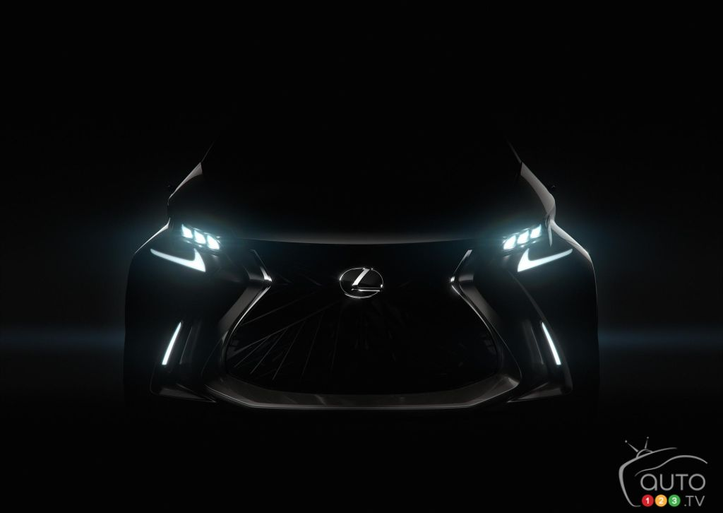Pioneering Lexus LF-SA concept to make debut at Geneva Motor Show