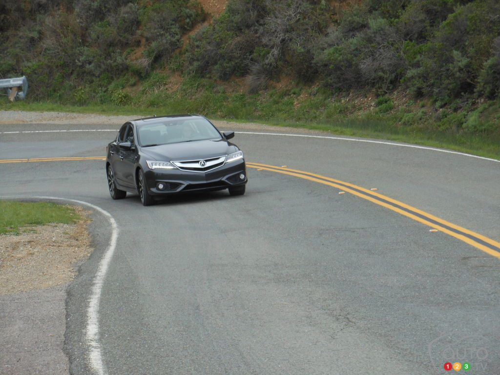 2016 Acura ILX First Impression