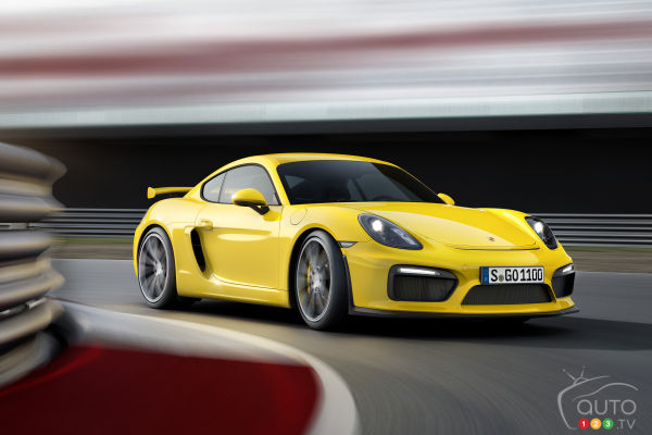 2015 Geneva Motor Show: Porsche announces two extreme sports cars