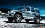 2015 Mercedes-Benz G-Class Preview
