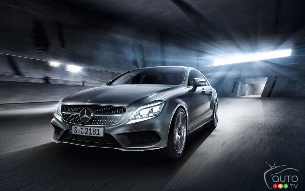 2015 Mercedes-Benz CLS-Class Preview