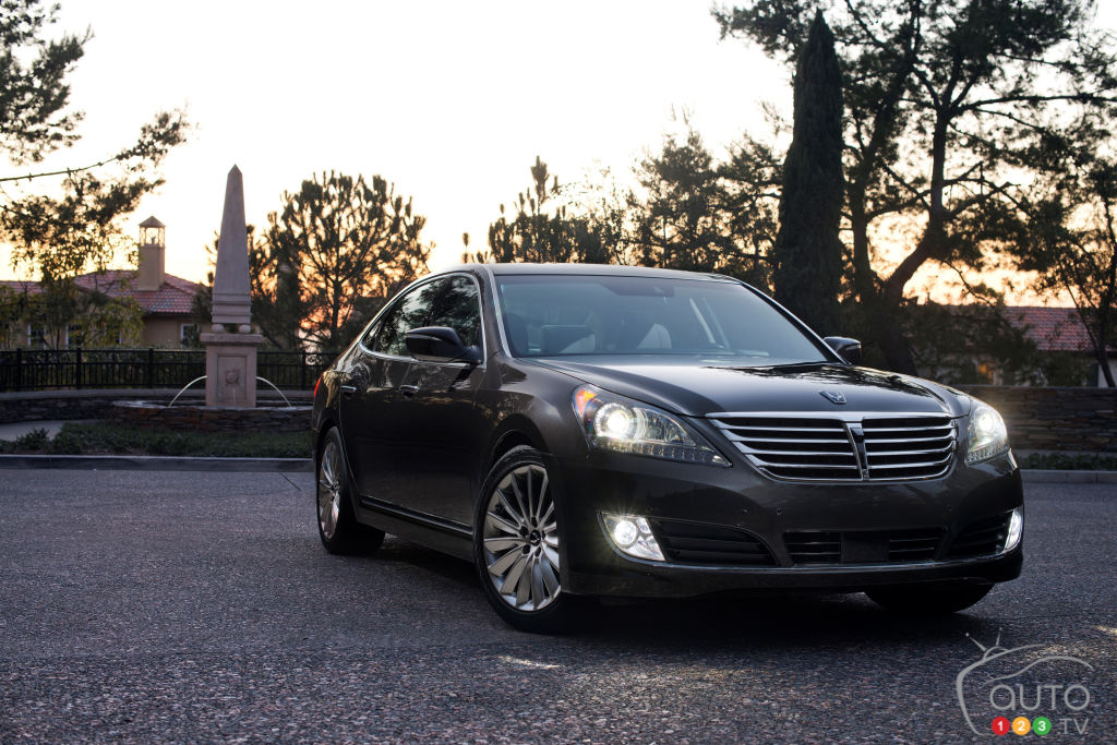 2015 Hyundai Equus Preview