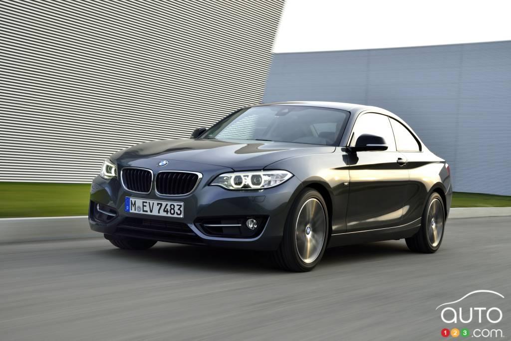 BMW Série 2 2015 : aperçu
