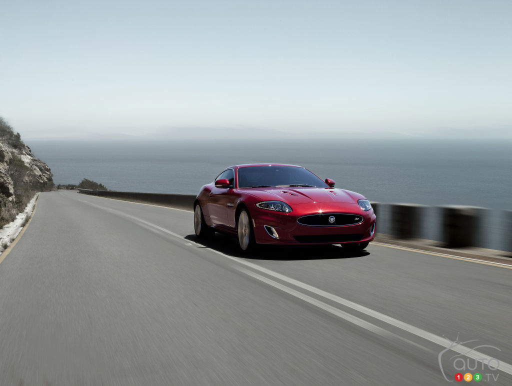 2015 Jaguar XKR Coupe/Convertible Preview