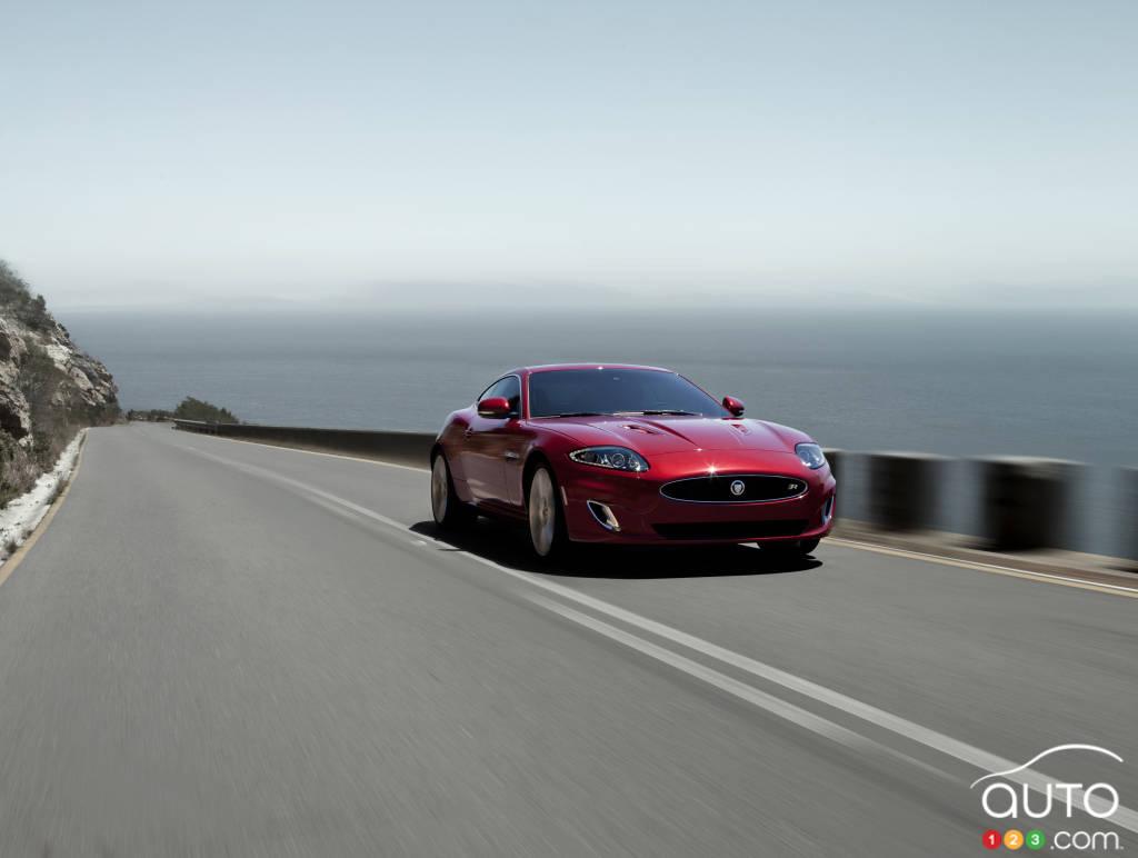 Jaguar XKR 2015 : aperçu