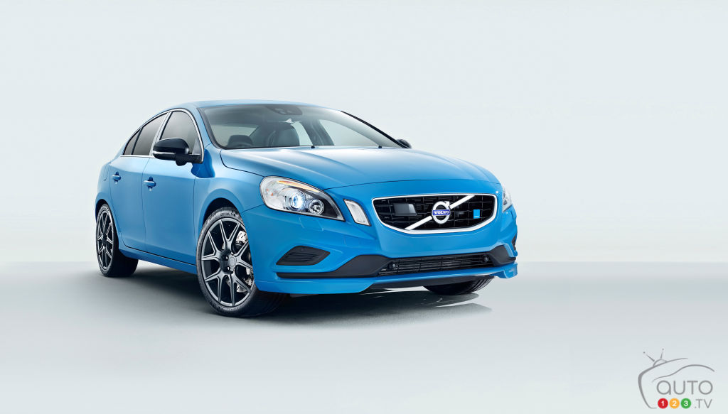 2015 Volvo S60 Polestar Review
