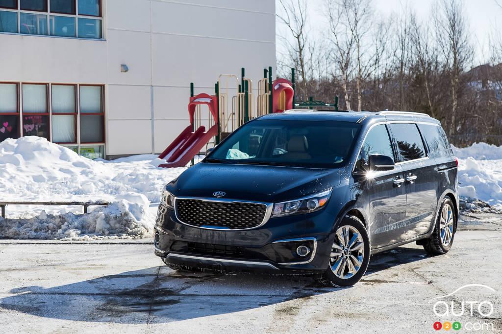 2015 kia sedona review editor 39 s review car reviews auto123. Black Bedroom Furniture Sets. Home Design Ideas