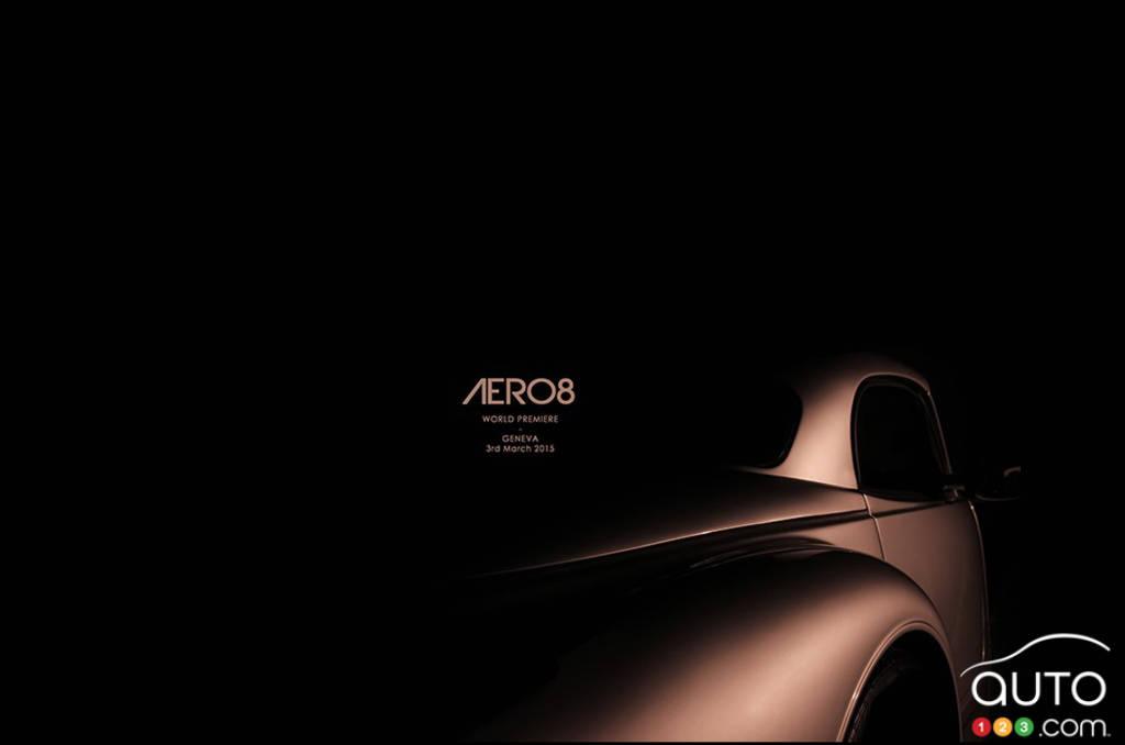 Genève 2015 : la nouvelle Morgan se nommera Aero 8